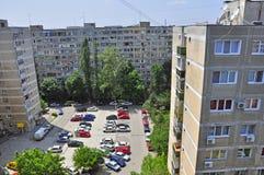 квартиры самонаводят стоковое фото rf