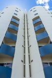 Квартиры силосохранилища, Хобарт, Тасмания, Австралия Стоковые Изображения