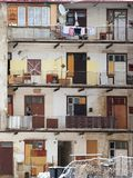 квартиры социальные стоковые изображения