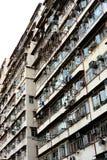 квартиры Hong Kong старое Стоковая Фотография
