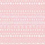 Кварц безшовной картины розовый Стоковые Фотографии RF