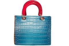 Квадратная женская сумка Стоковая Фотография