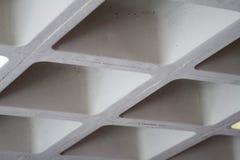 Квадратная предпосылка текстуры цемента Стоковые Изображения RF