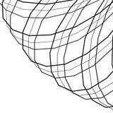Квадратная предпосылка формата с пересекать, угловые линии вполне бесплатная иллюстрация