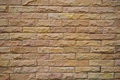 Квадратная предпосылка patternl текстуры кирпича Стоковая Фотография RF