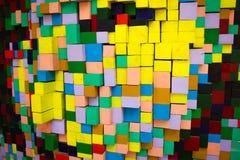 Квадратные блоки Стоковые Фотографии RF