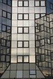 квадратные окна Стоковое Изображение RF