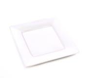 Квадратные плиты изолированные с белой предпосылкой Стоковые Фото