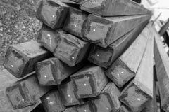 Квадратный металл Стоковые Изображения RF