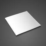 Квадратный модель-макет кассеты Стоковые Изображения RF