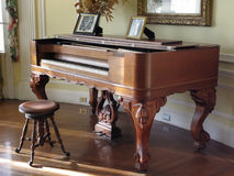 Квадратный рояль в Касе Loma, Торонто Стоковые Фото