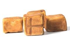 Квадратный торт китайца Стоковое Изображение RF