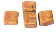 Квадратный торт китайца Стоковое Фото