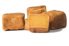Квадратный торт китайца Стоковые Изображения