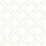 квадраты округленные углами вектор картины безшовный Стоковые Изображения RF