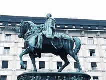 Квадрат Белграда Стоковая Фотография