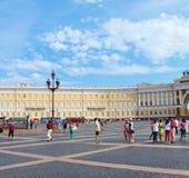 Квадрат дворца Стоковые Фото