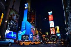 Квадрат времени Нью-Йорка стоковые изображения rf