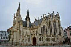 Квадрат в Франции Стоковая Фотография RF