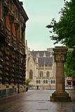 Квадрат в Франции Стоковые Фотографии RF