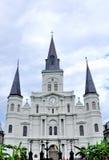 Квадрат Джексона в Новом Орлеане, ЛА Стоковая Фотография