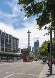 Квадрат железной дороги города Сиднея Стоковое Фото
