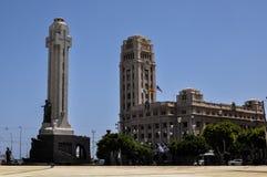 Квадрат Испании стоковые фото