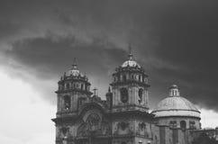 Квадрат ратника, Cusco стоковая фотография