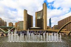 Квадрат Торонто Натана Phillips Стоковое Фото