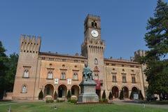 Квадрат Giuseppe Verdi Стоковая Фотография RF