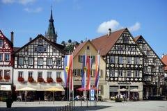 Квадрат Marktplatz Стоковые Изображения