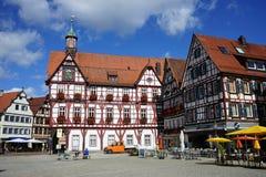 Квадрат Marktplatz Стоковое Изображение