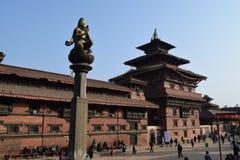 Квадрат Pathan Durbar стоковая фотография