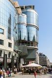 Квадрат Stephansplatz в вене Стоковые Фото