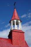 Квебек, историческая молельня Tadoussac Стоковое Изображение RF