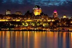 Квебек Стоковое Изображение