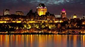 Квебек Стоковая Фотография RF