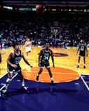 Кевин McHale и азартная игра Кевина, Celtics Бостона Стоковые Фотографии RF