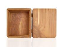 кедр коробки Стоковая Фотография