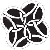 кельтская конструкция Стоковая Фотография