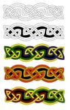 кельтские узлы Стоковые Изображения RF