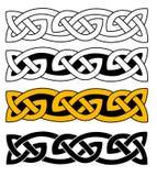 кельтские узлы Стоковое Изображение