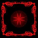 кельтский богато украшенный квад Стоковые Фотографии RF