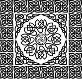 кельтский вектор орнамента Стоковое фото RF