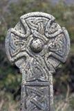 кельтский крест вэльс Стоковое Изображение RF