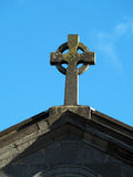 кельтский крест Стоковые Изображения RF