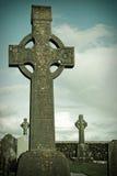 кельтский крест Стоковые Фотографии RF
