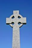 кельтский крест Стоковое Фото