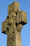 кельтский крест Стоковая Фотография