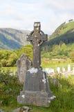 Кельтский крест Стоковое Изображение RF